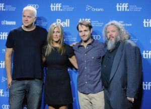 """Life Of Crime"" Press Conference - 2013 Toronto International Film Festival"