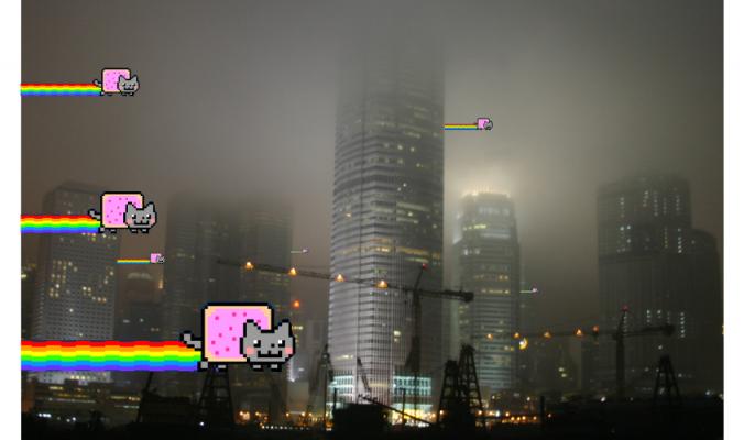 Anonymous объявили кибервойну китайскому режиму