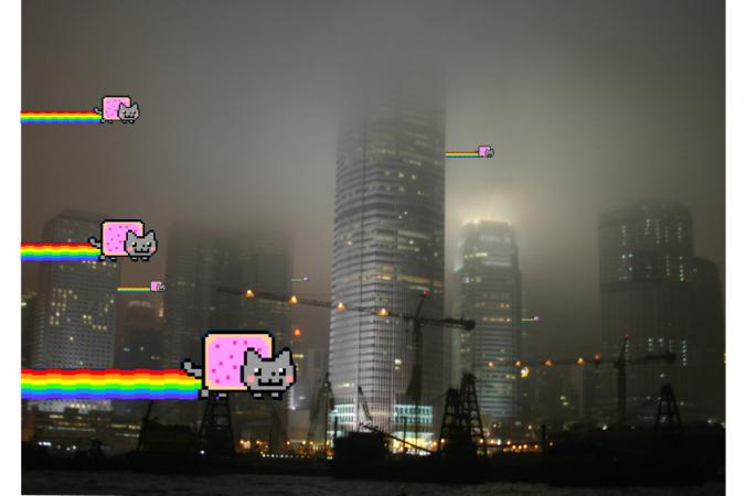 15 октября хакеры из Anonymous объявили кибервойну китайскому режиму, анонсировав 150 целей. Фото: Anonymous
