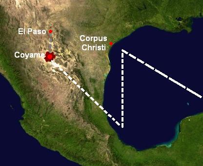Тайна легендарного крушения НЛО над Мексикой