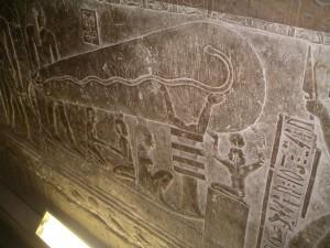 В Древнем Египте было электрическое освещение?