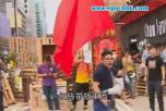 Очередная попытка разобрать «зонтичные» баррикады в Гонконге потерпела неудачу