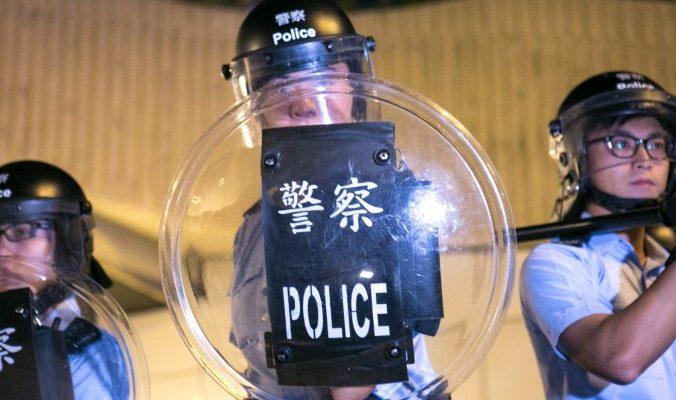 Диалог между властями и протестущими в Гонконге отложен