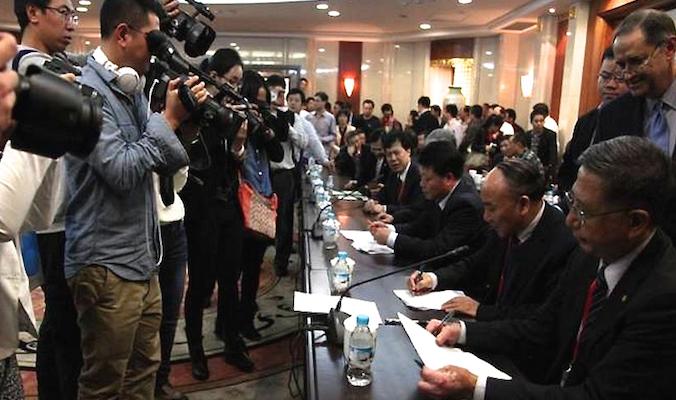 Международные организации не участвовали в конференции трансплантологов в Китае