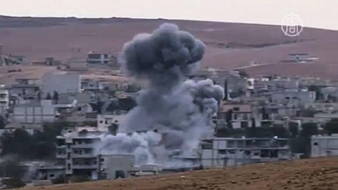 Курдские ополченцы взяли под контроль сирийский Кобани