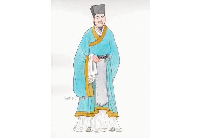 Лю Цзи, исторический личности Китая