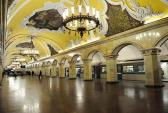 Московское метро. Фото: Tim Adams/flickr.com