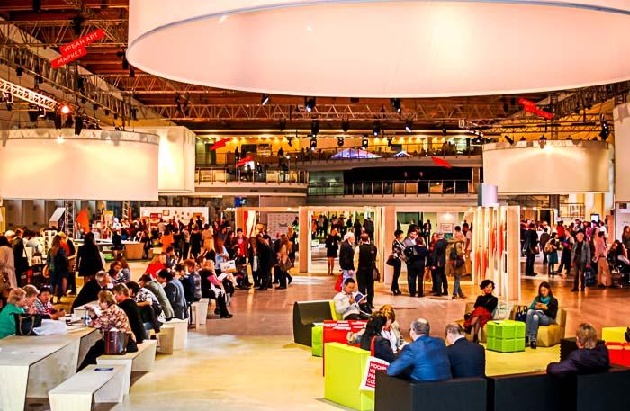 Первый Московский международный форум «Культура. Взгляд в будущее». Фото: Ульяна Ким/Великая Эпоха