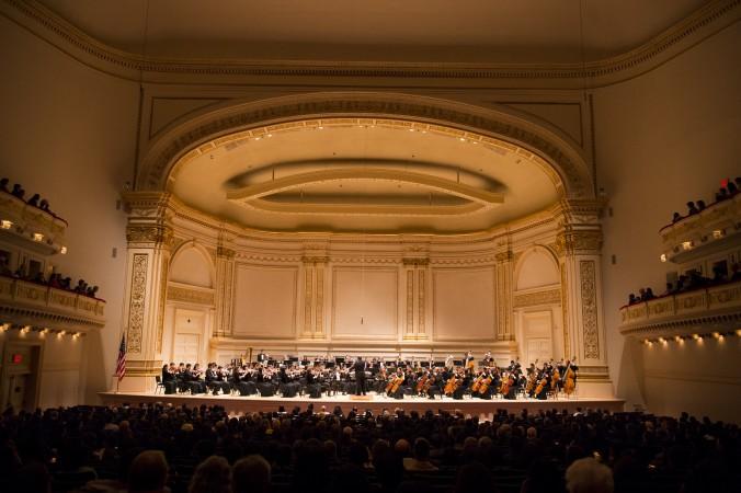 симфонический оркестр Shen Yun