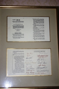 Резолюция конгресса США в защиту Игоря Огруцова