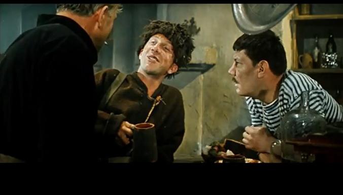 Савелий Крамаров в фильме «Неуловимые мстители». Фото: youtube.com