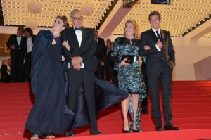 """L'Homme Qu'On Aimait Trop"" Premiere - The 67th Annual Cannes Film Festival"
