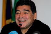 Диего Марадона. Фото с сайта http://www.eurosport.ru/