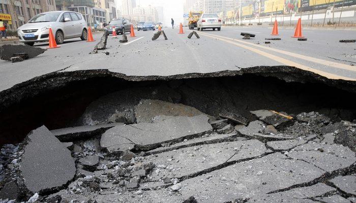 В Китае начала разрушаться новая дорога стоимостью миллиард долларов