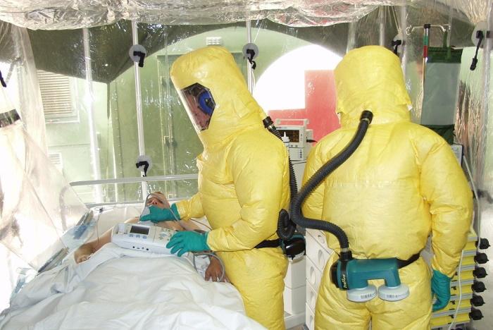 Вирус Эбола: ответы на распространённые вопросы