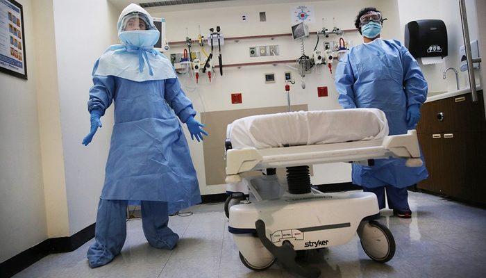 В Китае госпитализировали первого пациента с подозрением на Эболу