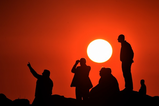 курды, Сирия, Кобани, турецкая граница, фото дня, фото