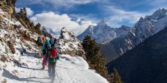 Заболевшие в Гималаях российские альпинисты скончались от отёка лёгких