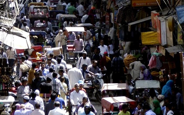 Таксистка и активистка из Нью-Дели