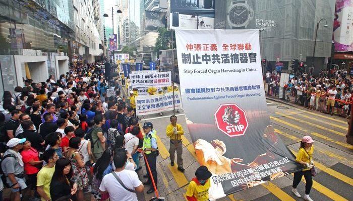 За три месяца в Китае арестовали около двух тысяч сторонников Фалуньгун