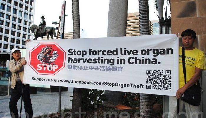 ВОРПФ: Цзян Цзэминь лично приказал начать извлечение органов у живых людей