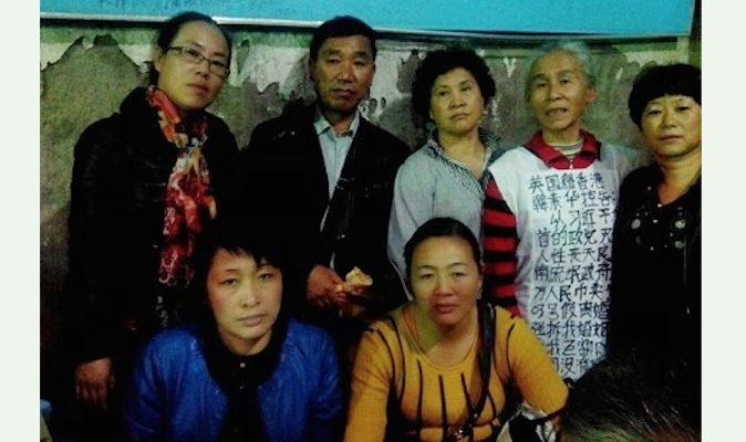 Тысячи петиционеров приехали в Пекин во время пленума ЦК КПК