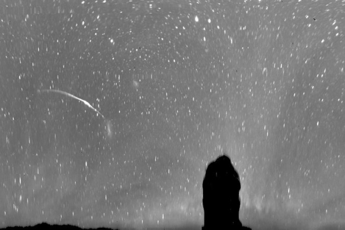 Фото: Lior Shamir/Night Sky Project