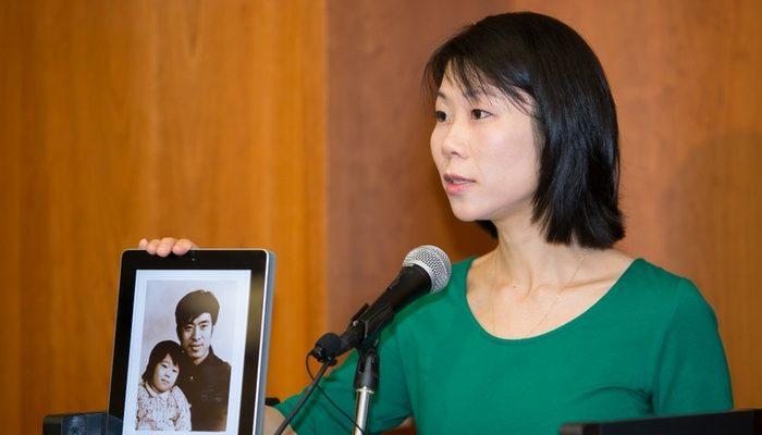 Дочь узника совести пытается вывезти отца из Китая на лечение
