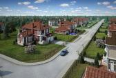 Элитные посёлки Подмосковья. Фото с сайта http://guberny.ru/