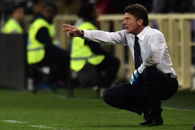 Бывший главный тренер футбольного клуба «Интер» Вальтер Маццари.  Фото: Tullio M. Puglia/Getty Images