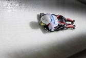 Соревнования по скелетону. Фото: olimpiada2014.org