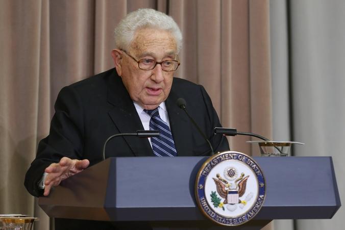 Бывший госсекретарь США Генри Киссинджер. Фото: Chip Somodevilla/Getty Images