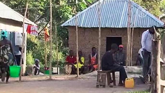 Захваченный  боевиками нигерийский город Чибок вновь перешёл под контроль правительства (видео)
