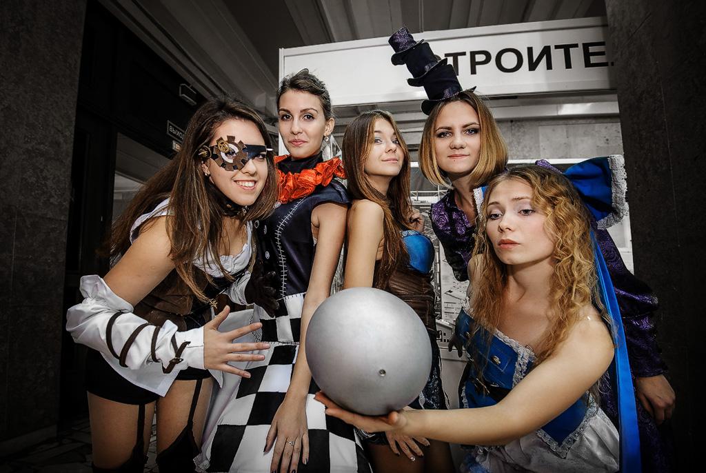 Российские студенты.  Фото: Oleg Afonin/flickr.com