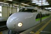 наука, Япония, новый высокоскоростной поезд
