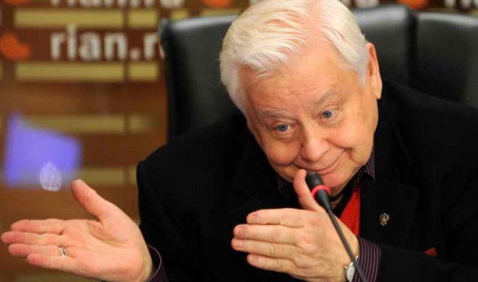 Правительство Москвы вручило премии Олегу Табакову и Марку Захарову
