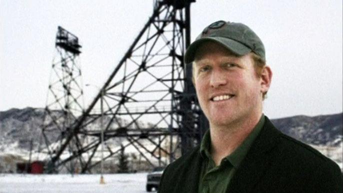 Этот мужчина утверждает, что именно он убил Осаму бен Ладена в 2011 году. Скриншот видео.