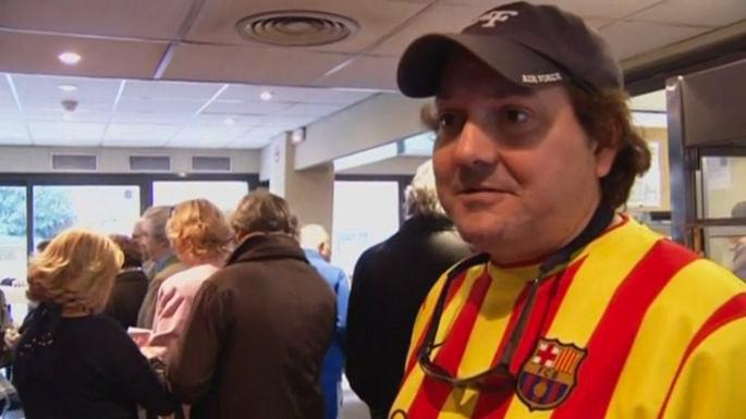 Каталония проводит всеобщий опрос о независимости