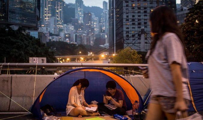 Участнику «зонтичного движения» отказано во въезде в Китай