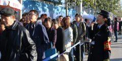 Саммит АТЭС доставил неудобства пекинцам