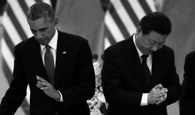 Лидер Китая не стал обещать свободу Интернета