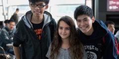 Видные студенческие лидеры арестованы в Гонконге