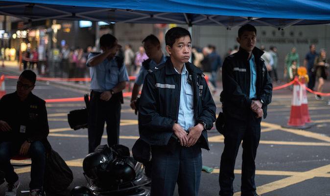 Гонконгцы устали от протестов