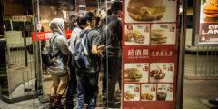 Протестующие в Гонконге перешли к «жидкой» тактике