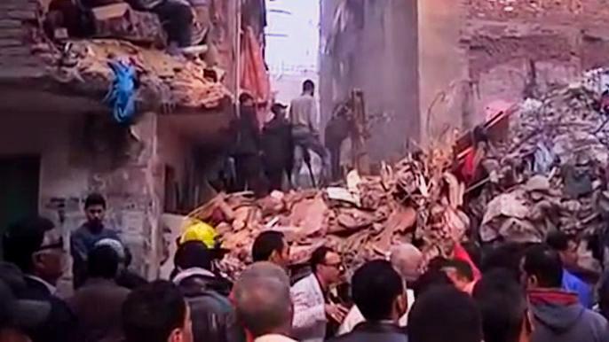 Погибло не менее 15 человек, семеро получили травмы.  Скриншот видео.