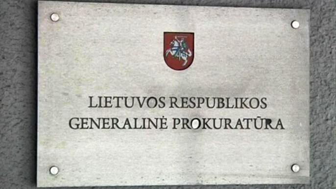 По данным местных изданий, обвиняемый - житель Вильнюса, его имя не называется. Скриншот видео.