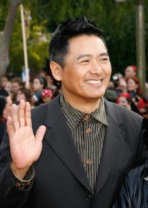 Актёр Чоу Юн-Фат на премьере фильма «Пираты Карибского моря: На краю света» в Диснейленде 19 мая 2007 года. Фото: Vince Bucci/Getty Images