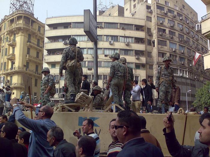 Сторонники Сиси в Египте празднуют победу на выборах