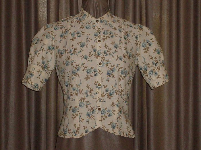 блузка-крестьянка