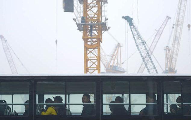 Рост ВВП Китая обеспечили безумные инвестиции